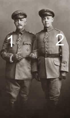 Heinrich XXVII et Heinrich XLV Reuss j. L