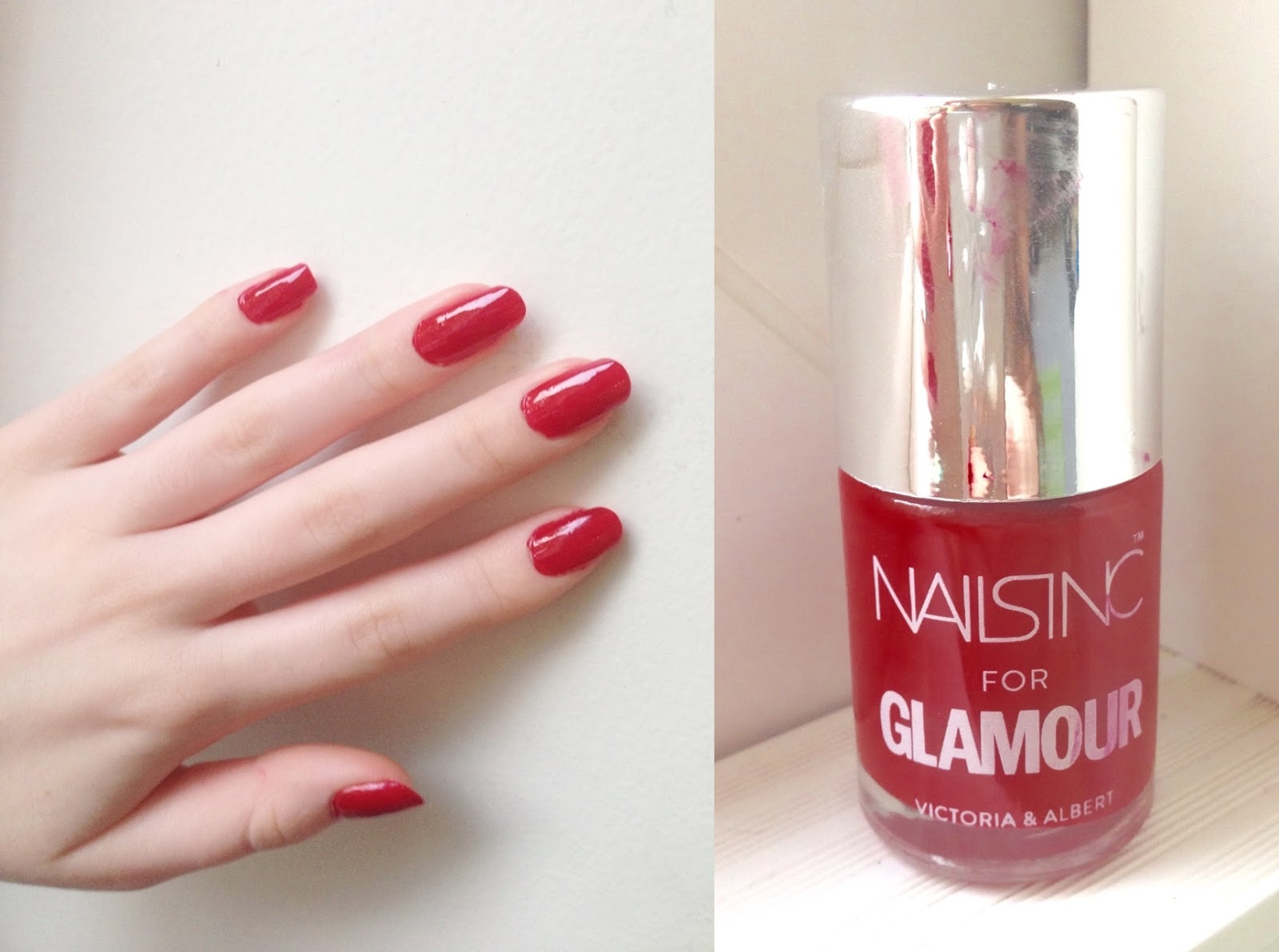 Lunar Look: The Must-Have Autumnal Shade ft. Nails Inc