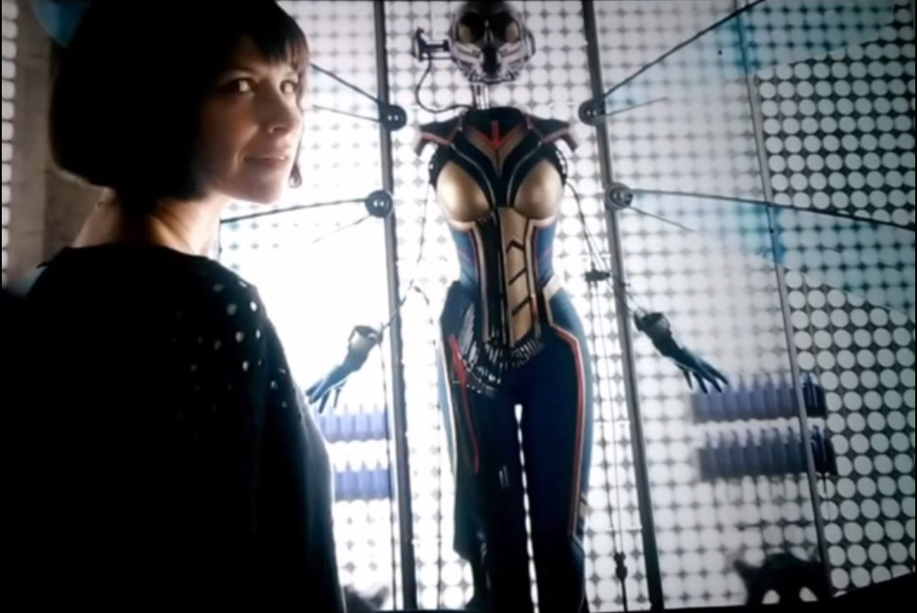 Cape and Cowl: C&C Insights - 'Ant-Man' Easter Eggs ...