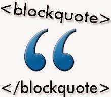 Cara Membuat Blockquote Di Blog Dengan Css Keren