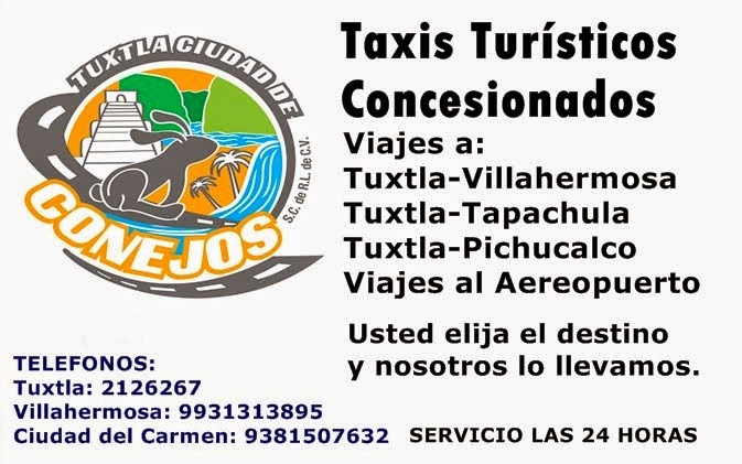 taxis turisticos