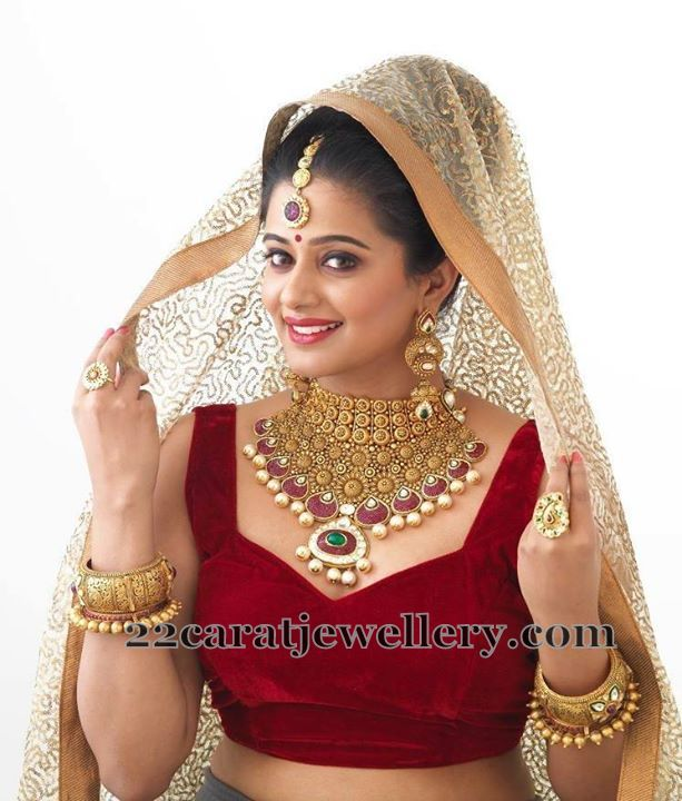 Priyamani Bridal Jewelry Collection