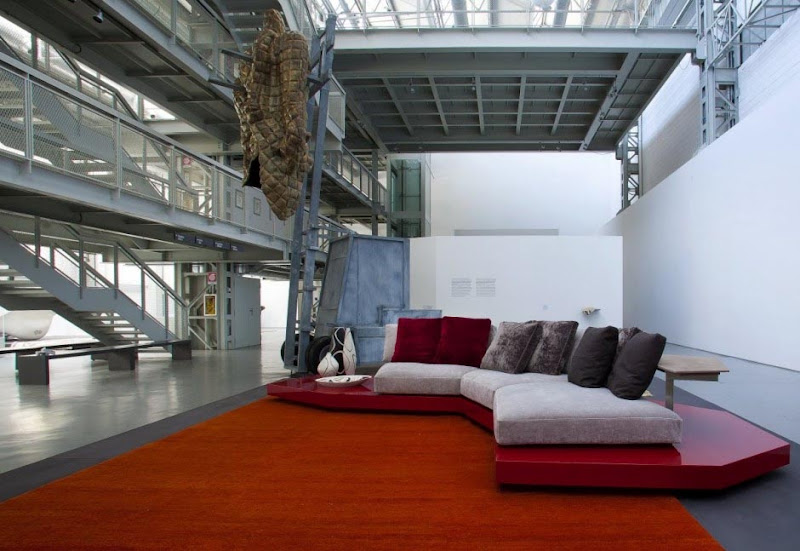 Unique Sofa Design by Mauro Lipparini