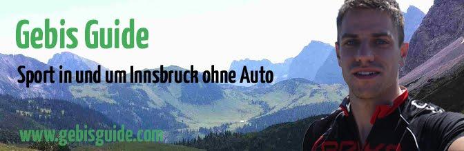Gebis Guide to Sports in Innsbruck