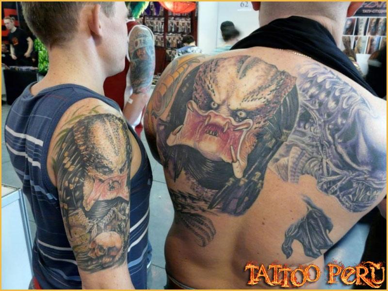 FOTOGRAFIAS DE TATUAJES PARA CHICOS Y CHICAS Depredador_Arnold_Schwarzenegger