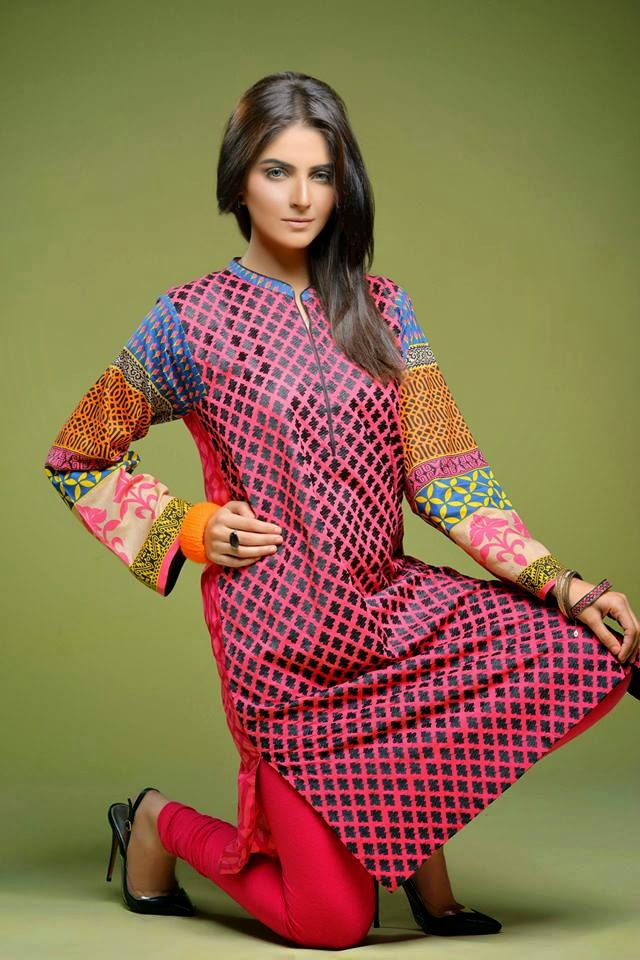 Summer Spring Lawn Collection 2015 by Nimsay