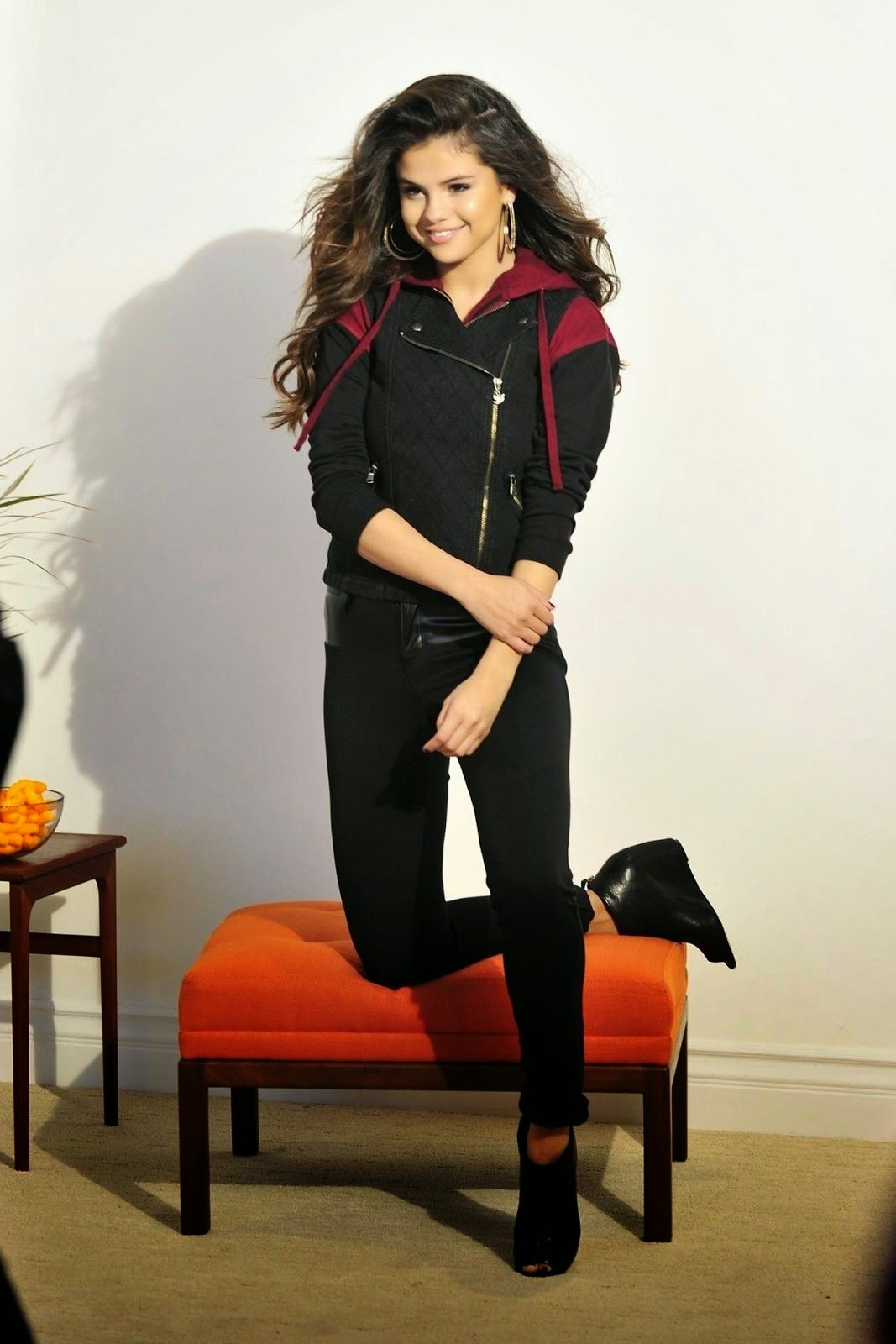 Selena Gomez Dream Out Loud FallWinter 2012-2013 Lookbook Selena Gomez Dream Out Loud FallWinter 2012-2013 Lookbook new pictures