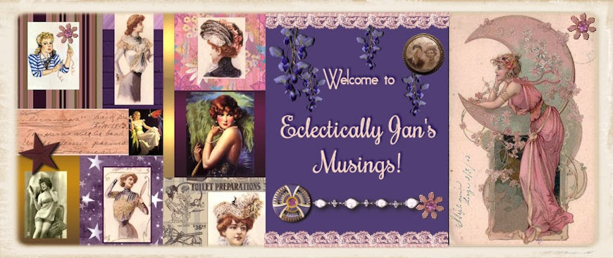 Eclectically Jan's Musings