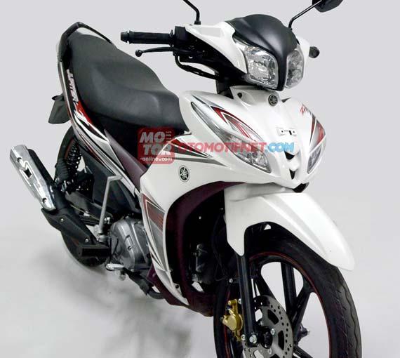 Masukan Tuner Indonesia Ada di All New Jupiter Z1?   MOTOR NGEBUT