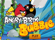Angry Birds Bubble