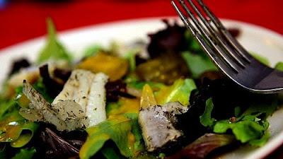 Салат с сельдью по-итальянски - Кулинарные рецепты - Салаты - Итальянская кухня - Ресторан дома