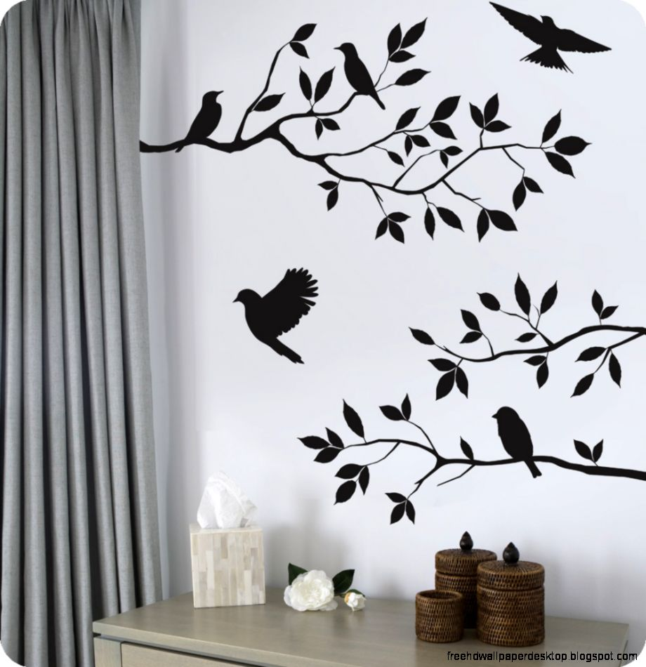 Wall Sticker Wallpaper New Hd Free High Definition Wallpapers - Wall decals hd