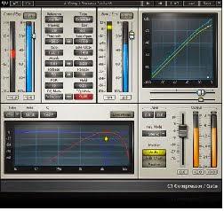 C1 compressor plugin untuk mixing lagu