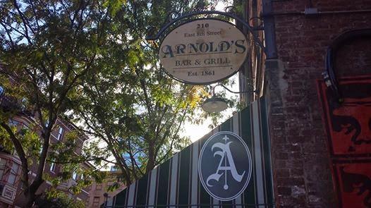 Arnold's Bar and Grill Copyright 2014 David Howard