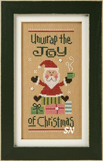 Unwrap The Joy
