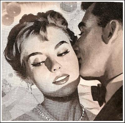 pareja retro años cincuenta