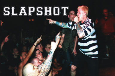 slapshot hardcore