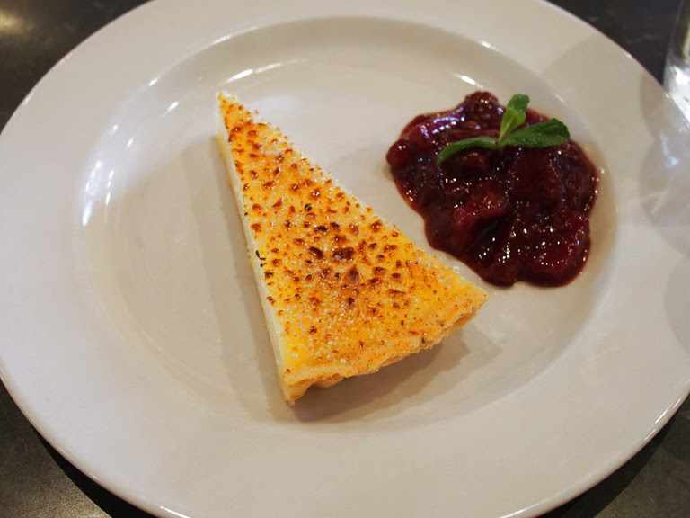 grain store lemon tart