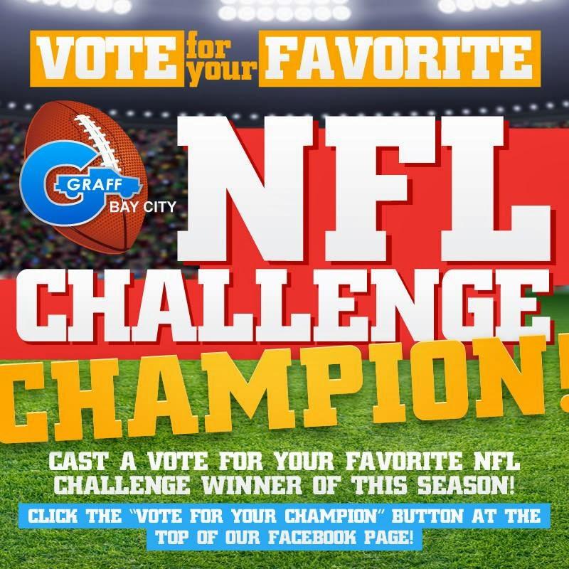 Graff NFL Challenge Grand Prize