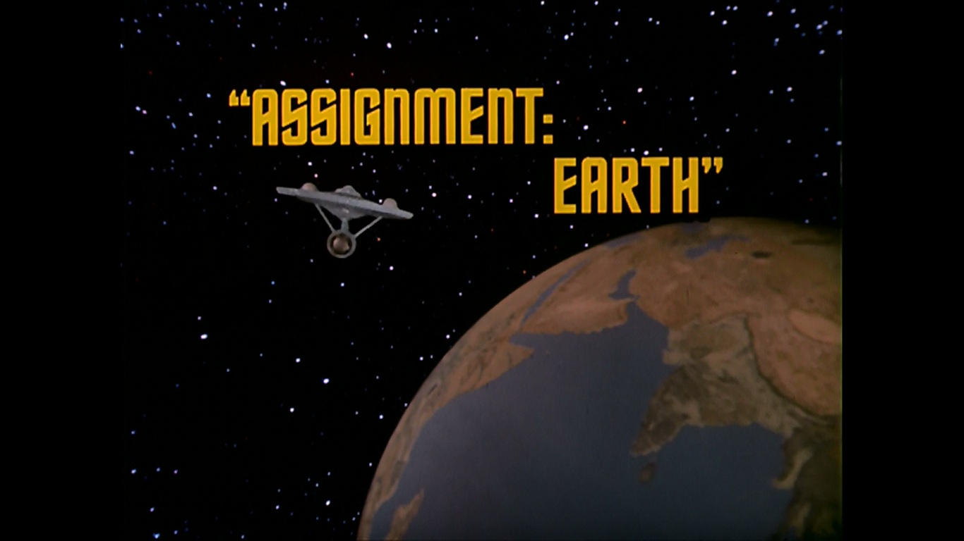 assignment earth So i just saw assignment: earth again and, although i'm not a fan of doctor who, gary seven's pen-like multi instrument immediately reminded me of the doctor's sonic screwdriver: among the things he.