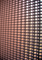 Paper window screen