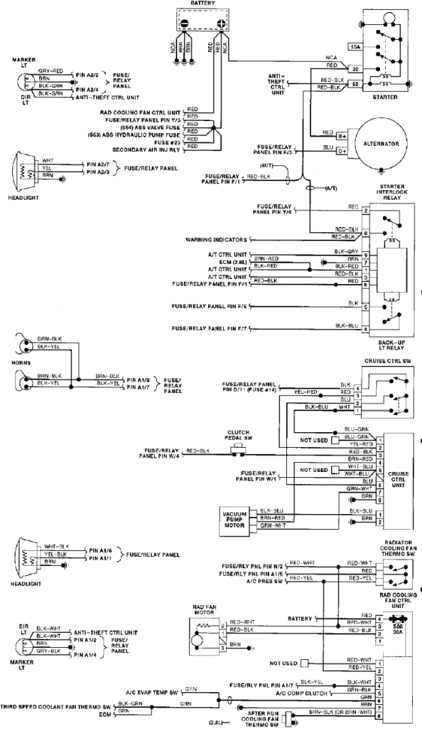 electronic circuit diagram electro schematic vw car passat vw car passat engine electrical wiring circuit