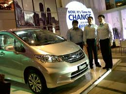 Honda Freed Terbaru Lebih Murah