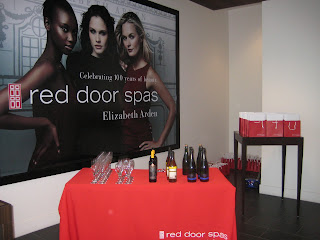 The Party Turned Out To Be A Success Complete With Red U0026 White Wine,  Chicken Kabobs, Mini Cupcakes, Free Mini Spa Services, And Custom Blended  Salt Of The ...