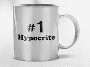Feeling Hypocritical? Don't Worry: Everybody Else Is, Too