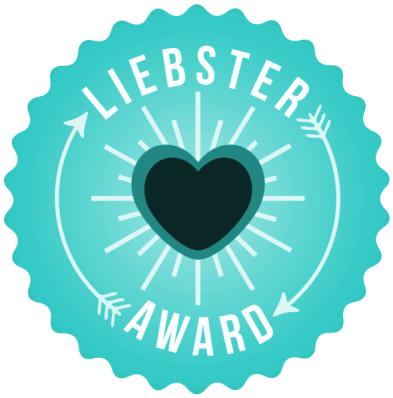 ¡Nuestro TERCER premio LIEBSTER AWARD!