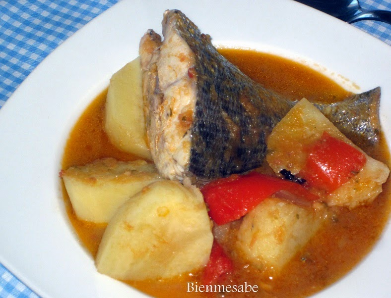 guiso de patatas y pescado2