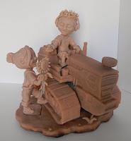 cake tops torta sposi statuette personalizzate decorazioni torte topper cake orme magiche