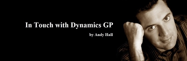 In Touch with Dynamics (GP)