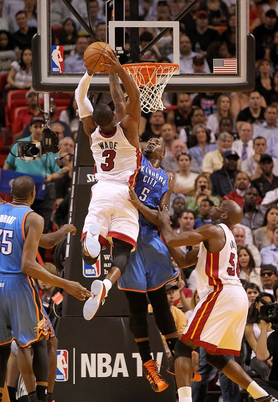 Season: Dwyane Wade Dunks