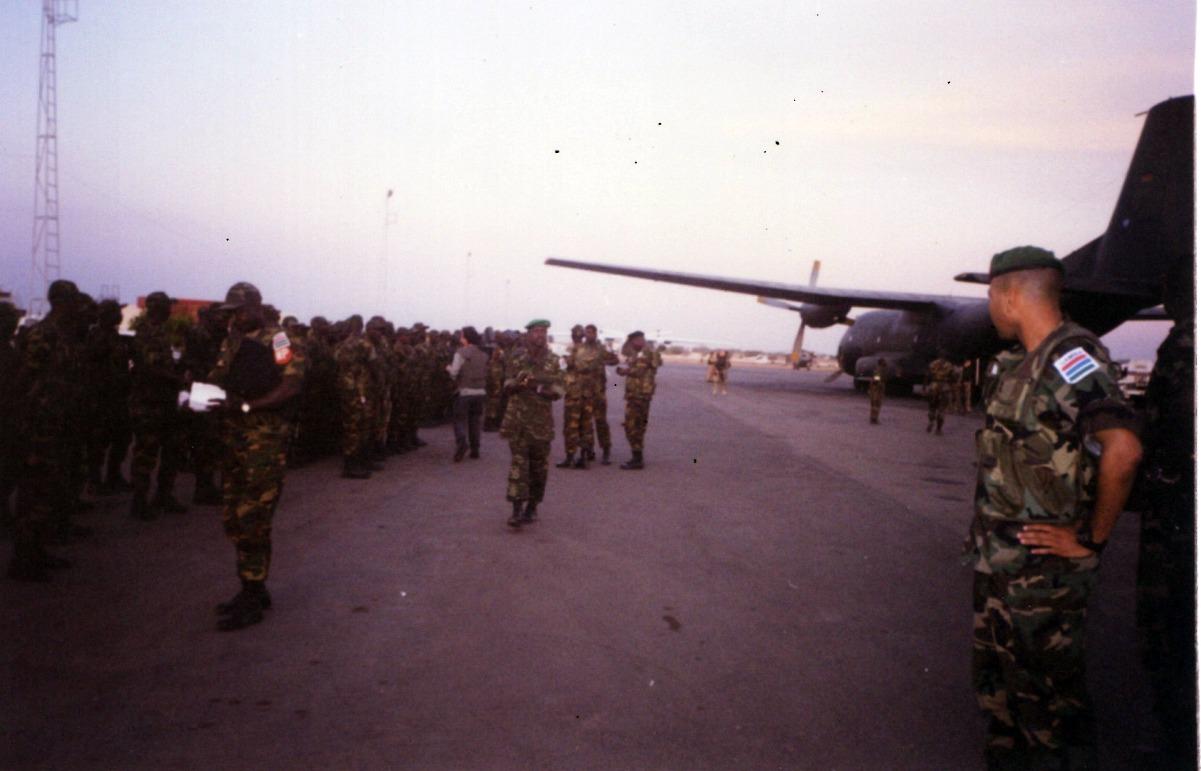 Darfur - 2004