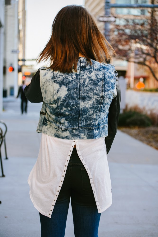 Denim on Denim | In good faith, Tess