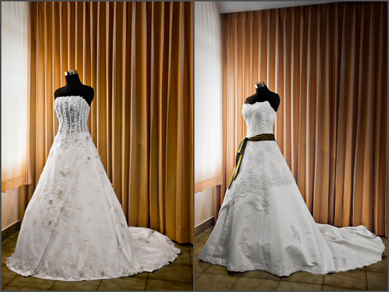 Fesyen Gaun Terkini