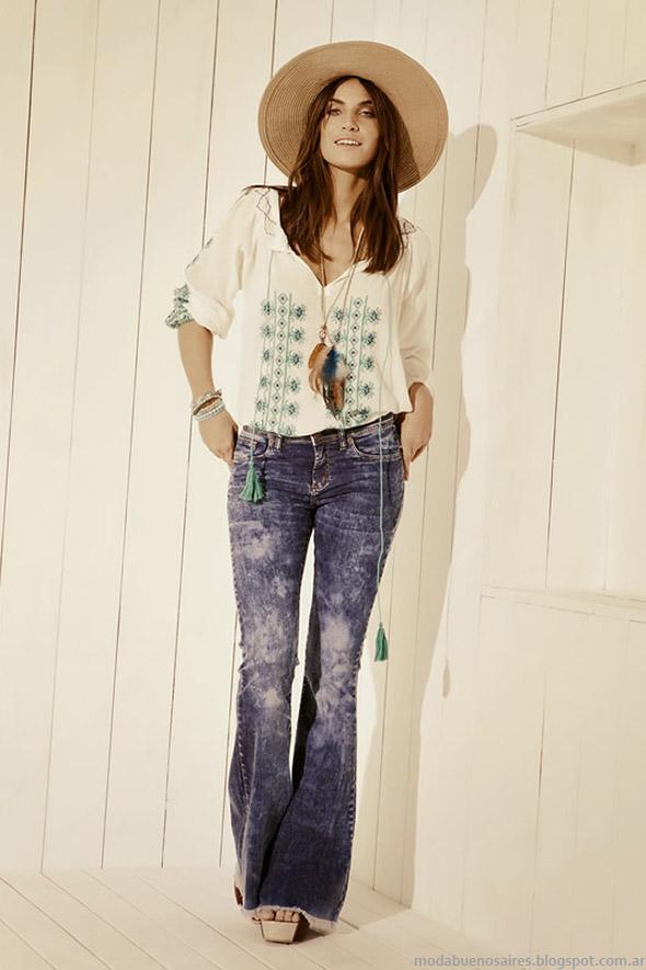 Moda 2015 - Kevingston Mujer looks primavera verano 2015, moda urbana primavera verano 2015.