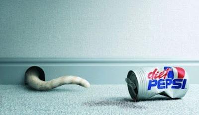 Anuncios creativos de Pepsi