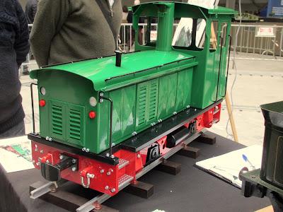 schoma lleida expo tren  salon ferroviario 2013 tren del ciment