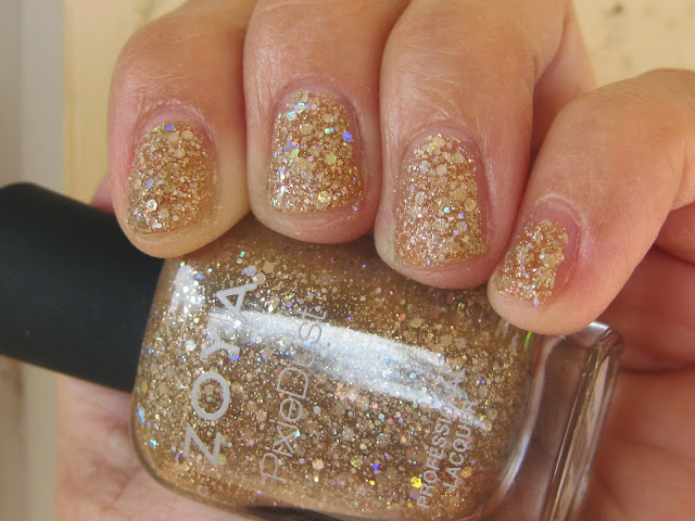 Zoya Summer 2014 Magical Pixie Dust nail polish in Bar