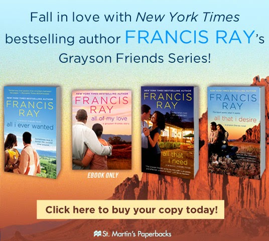Francis Ray-Author