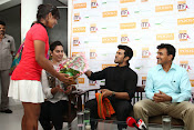 Ram charan at tennis tournament launch-thumbnail-9