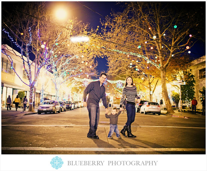 Berkeley Family holiday christmas beautiful baby photoshoot
