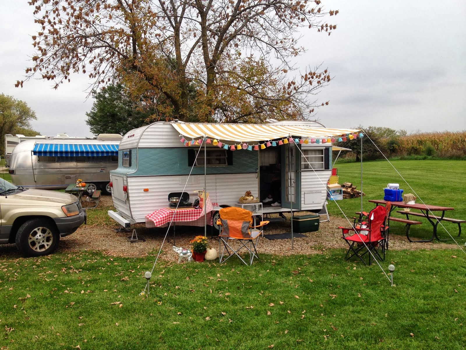 2016 VOLO VINTAGE TRAILER RALLY, OCTOBER 1, 2, 3 & 4, 2015