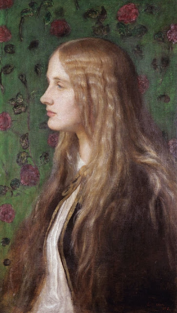 portrait,symbols meaning,george watts
