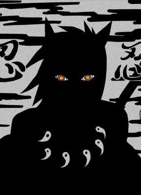 Sasuke rencontre kyubi