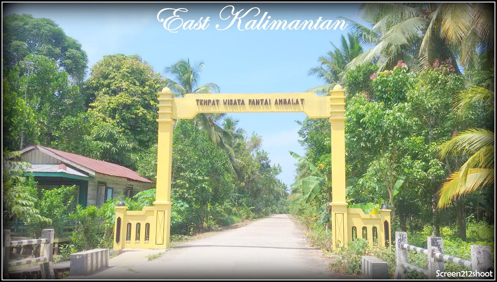 Pantai Ambalat - Kalimantan