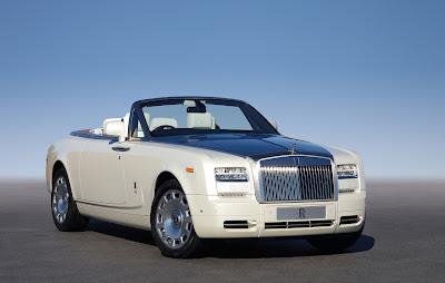 Rolls-Royce mulling V16 roadster