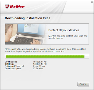 Get McAfee Internet Security Free Officially